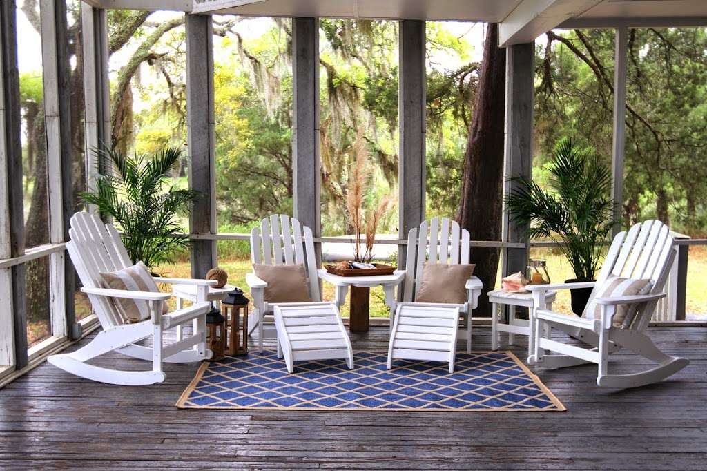 More DuraWood Patio Furniture