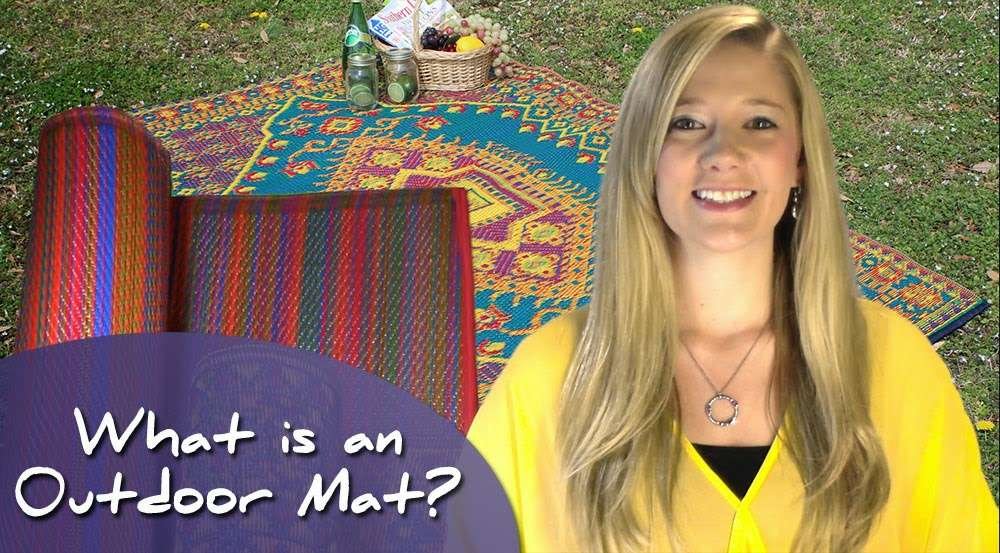 What-is-an-outdoor-mat