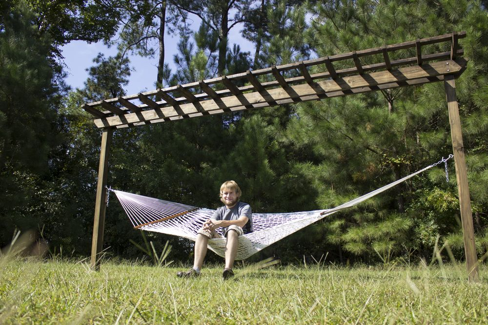 finished-pergola-hammock-stand-1
