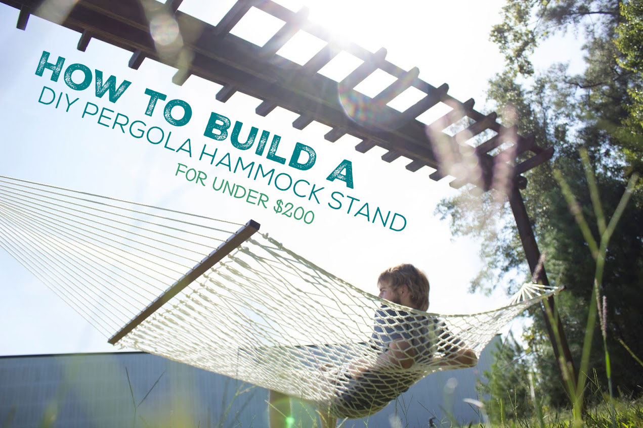 how-to-build-a-diy-pergola-hammock-stand